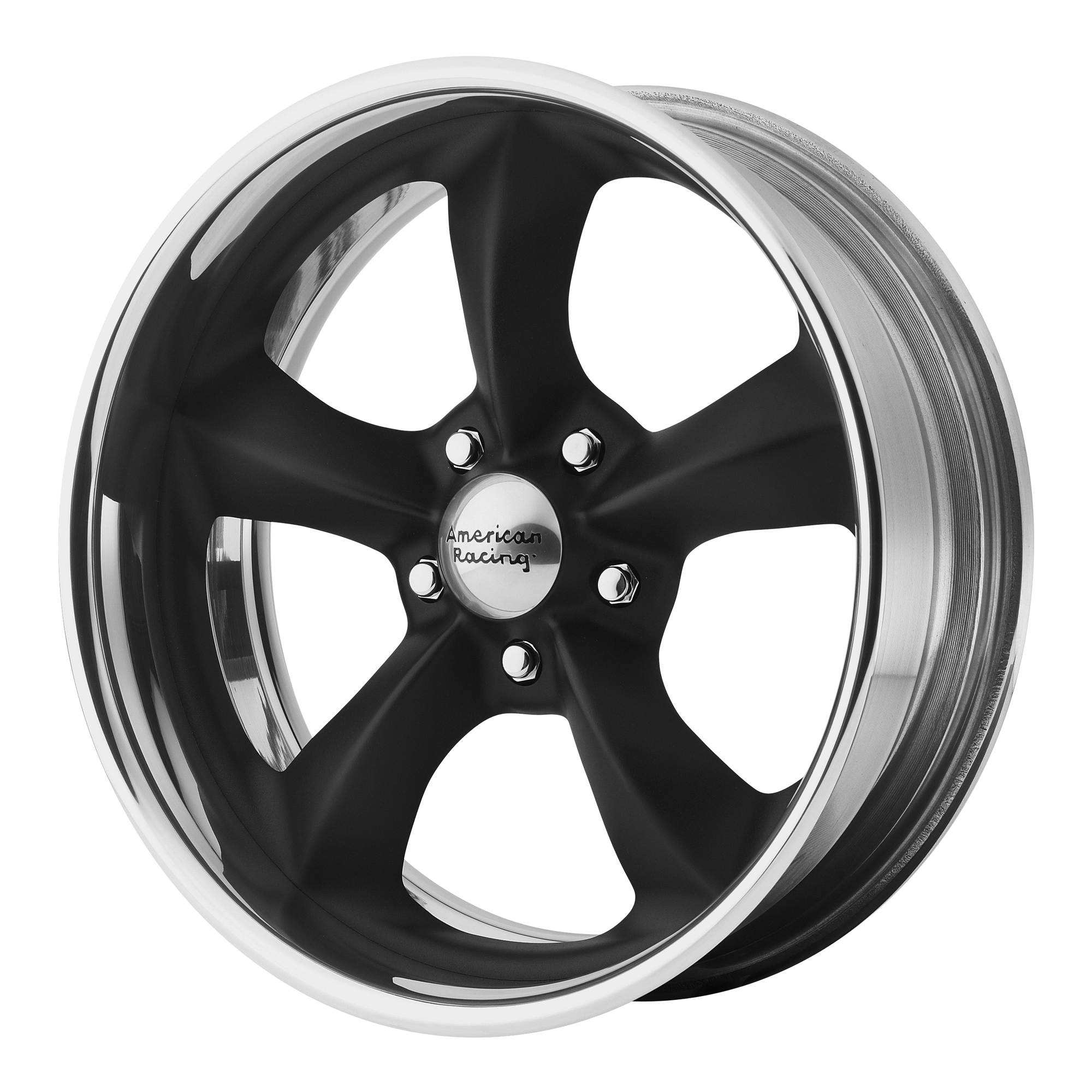 American Racing Wheels VN425 TORQ THRUST SL Black