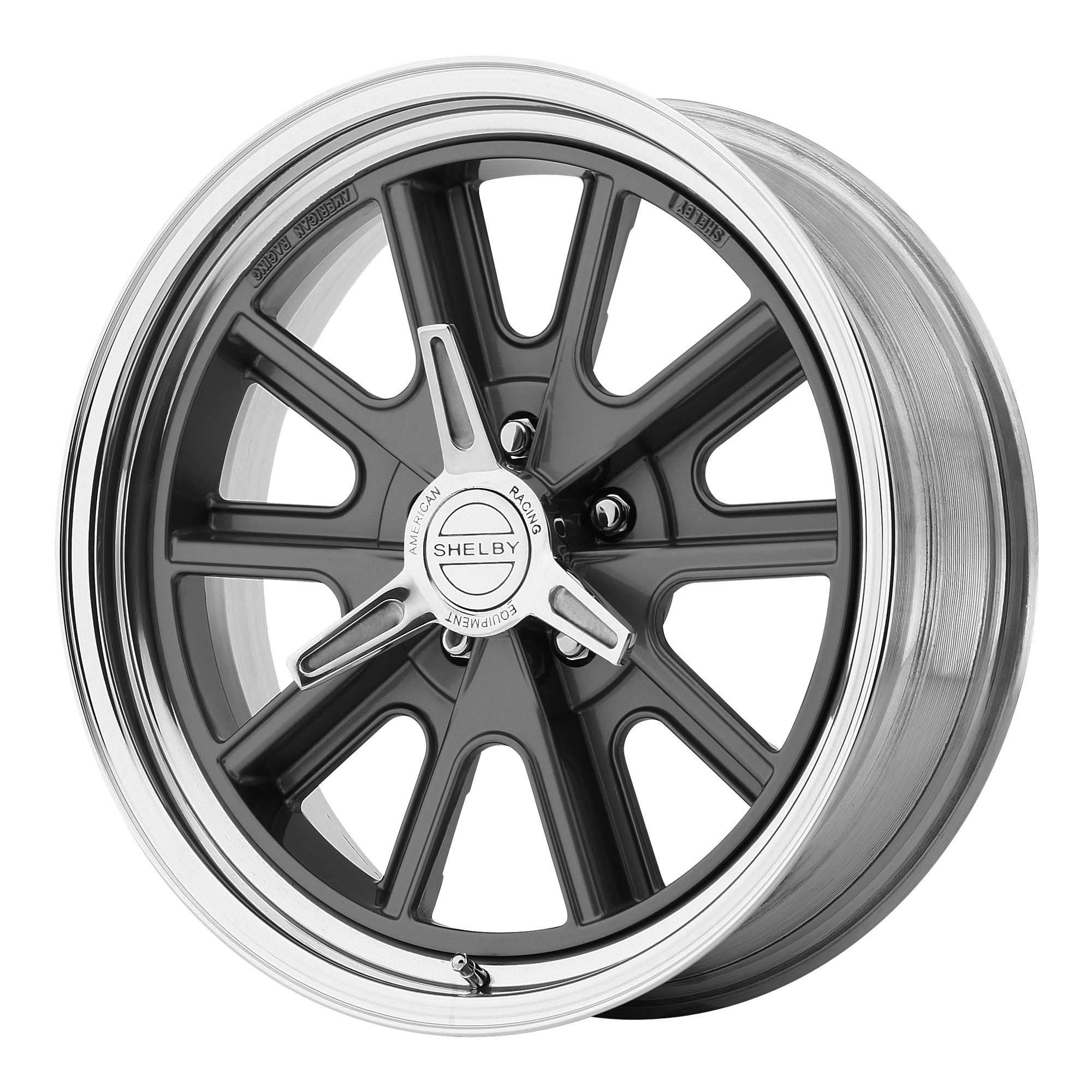 American Racing Wheels VN427 SHELBY COBRA Gray