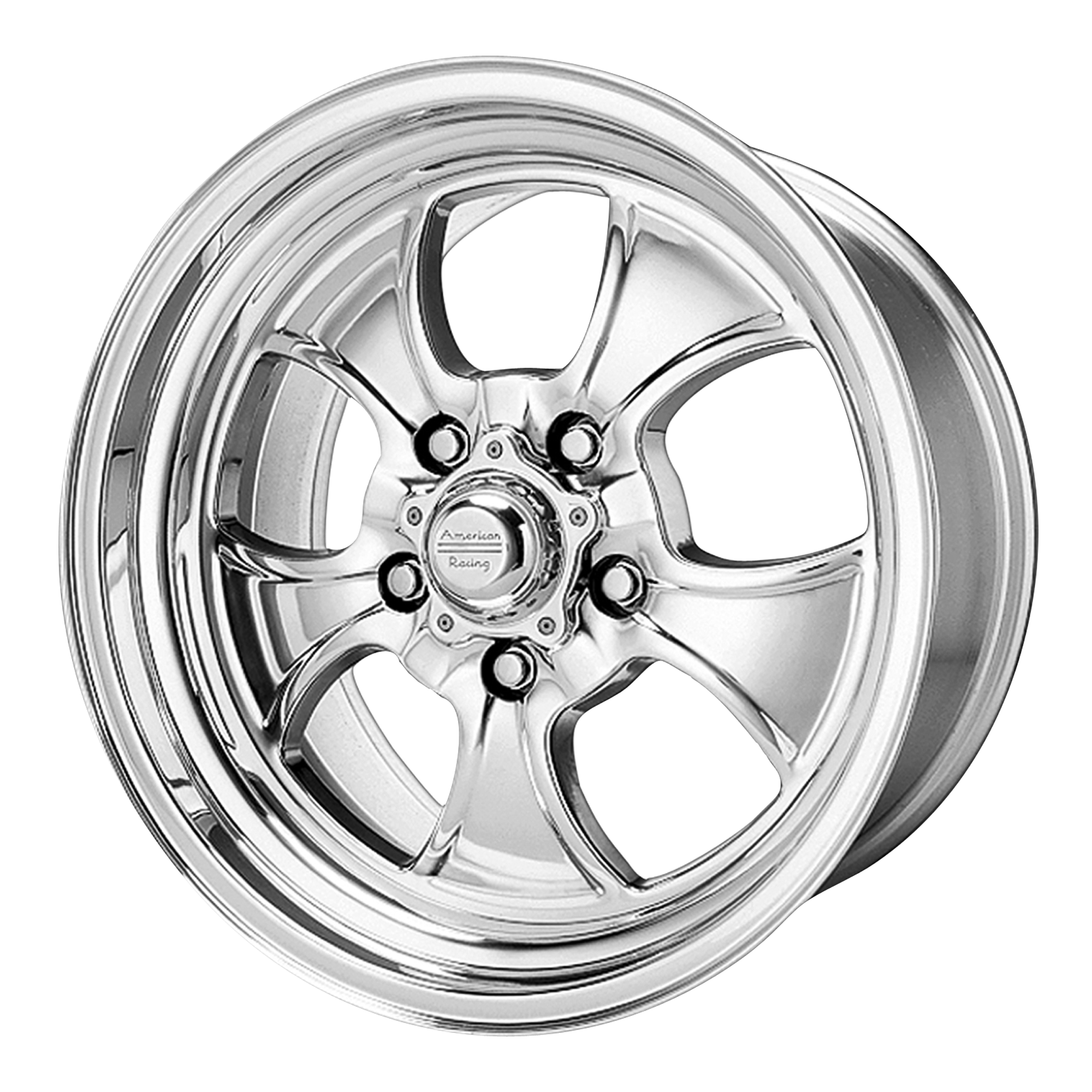 American Racing Wheels VN405 CUSTOM TORQ THRUST Chrome