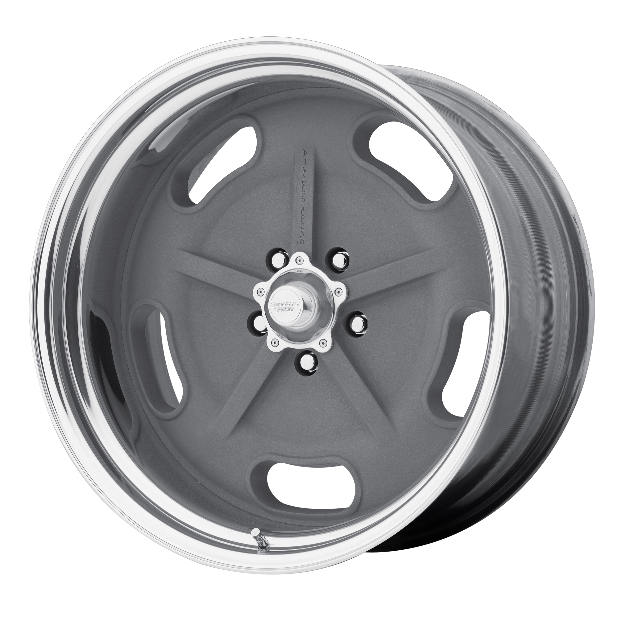 American Racing Wheels VN470 SALT FLAT Gray
