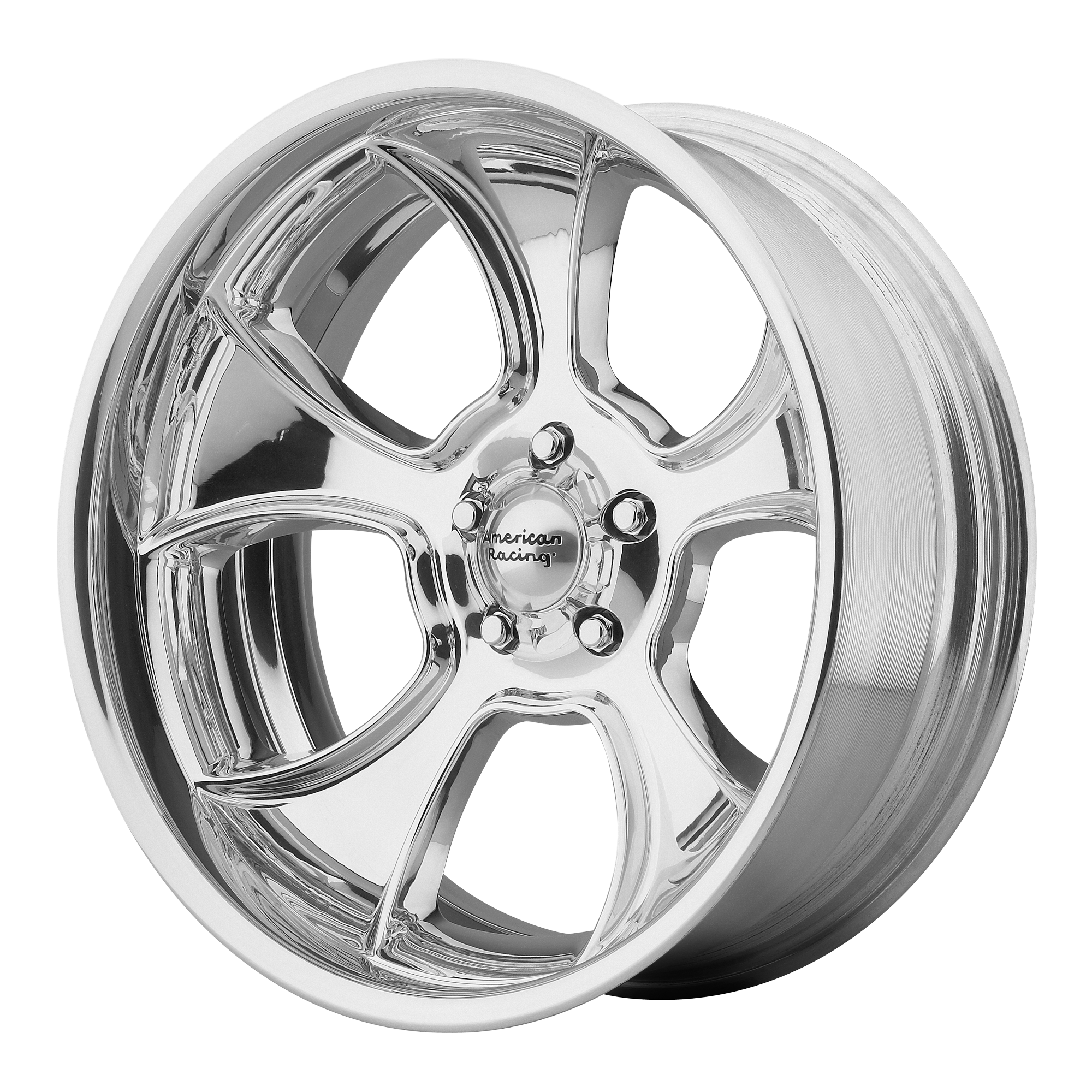 American Racing Wheels VN474 GASSER Polished