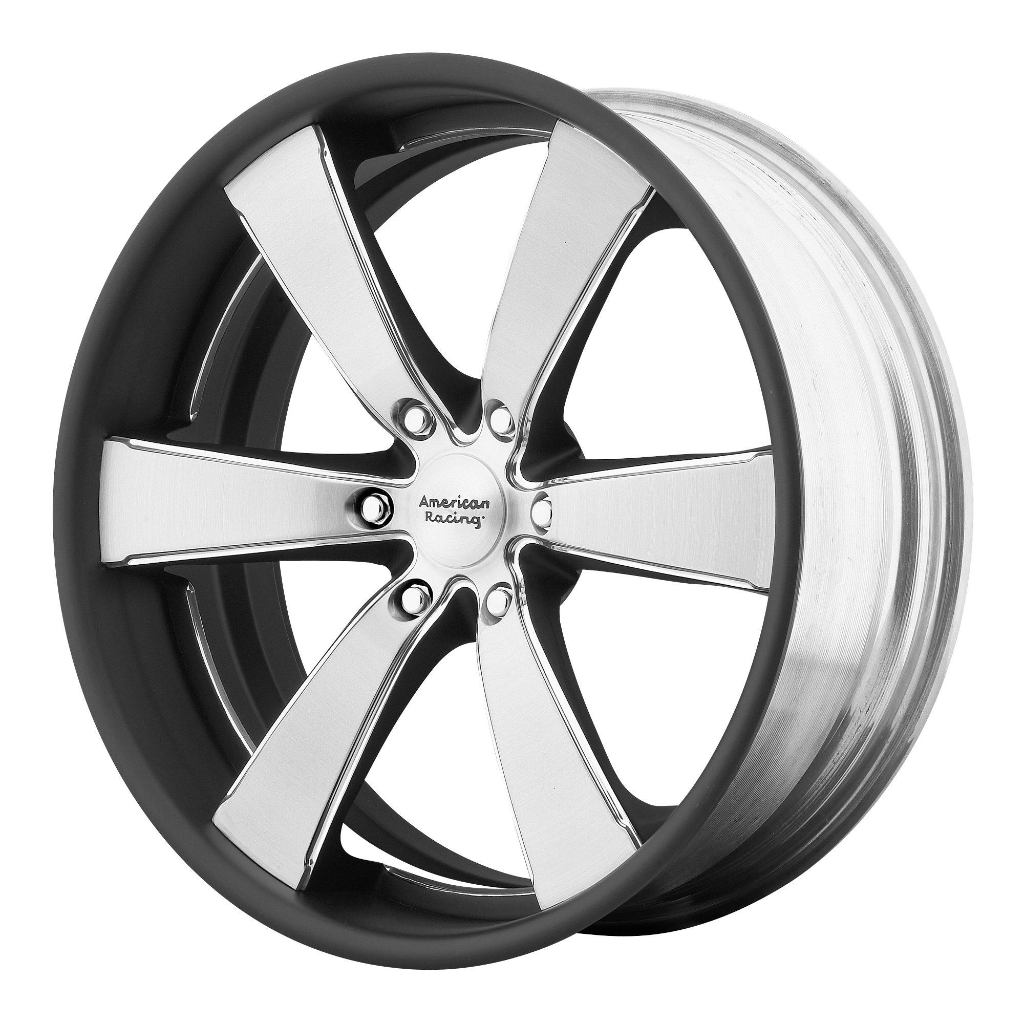 American Racing Wheels VN476 SLATE Brushed