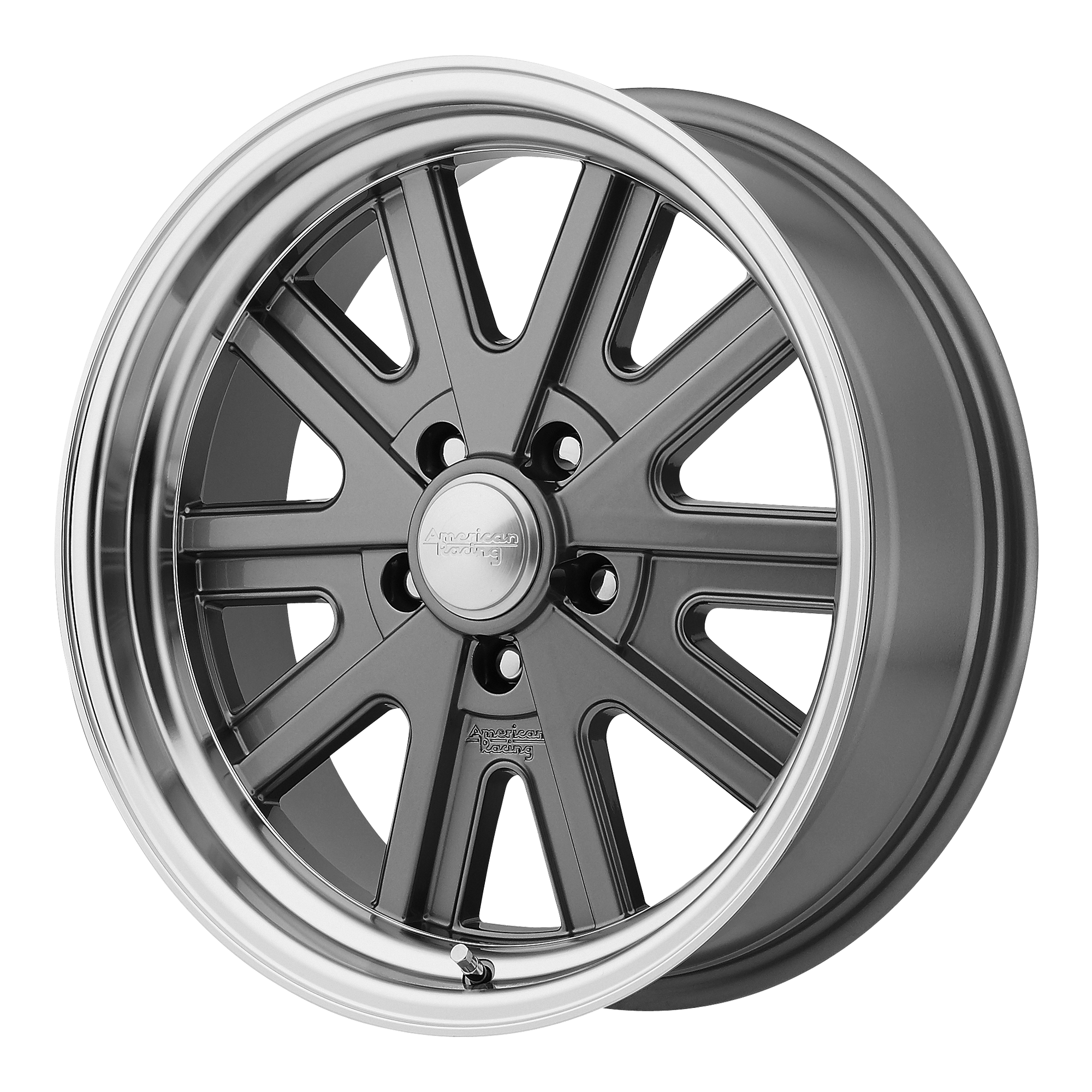 American Racing Wheels VN527 427 MONO CAST Gray