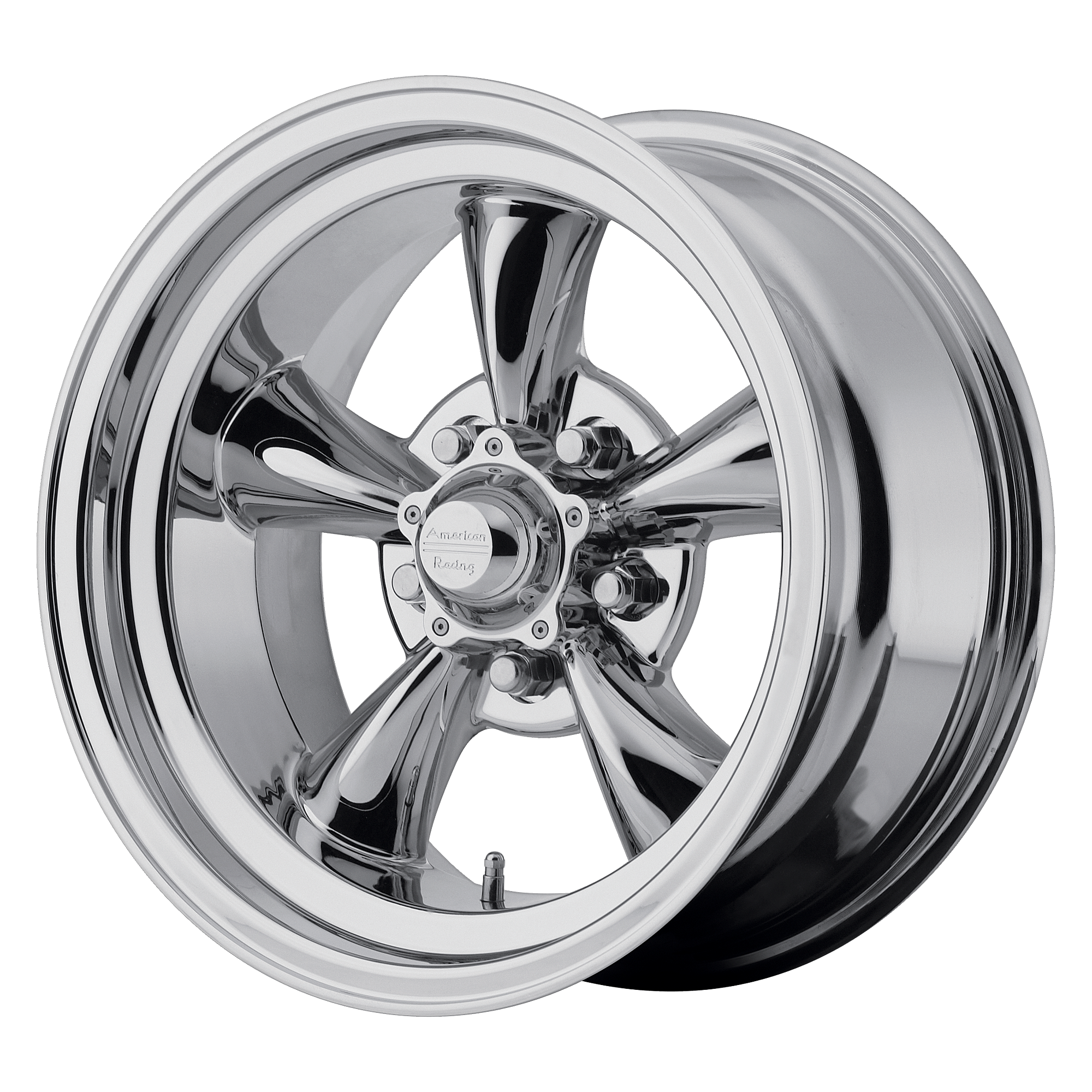American Racing Wheels VN605 TORQ THRUST D Chrome