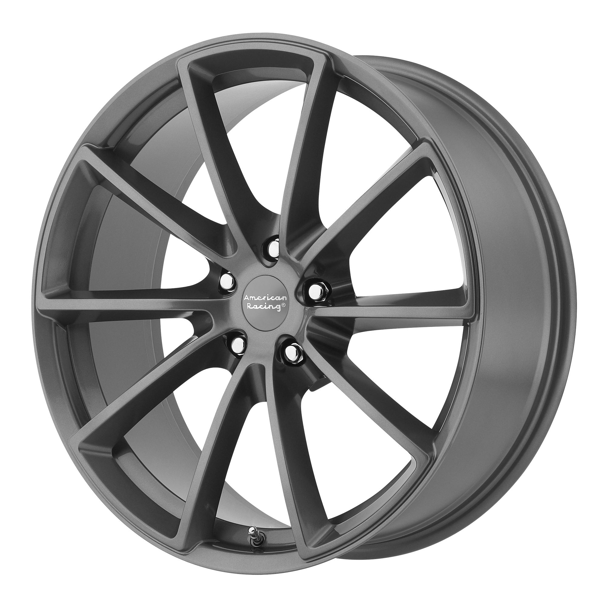 American Racing Wheels VN806 FAST BACK Machined