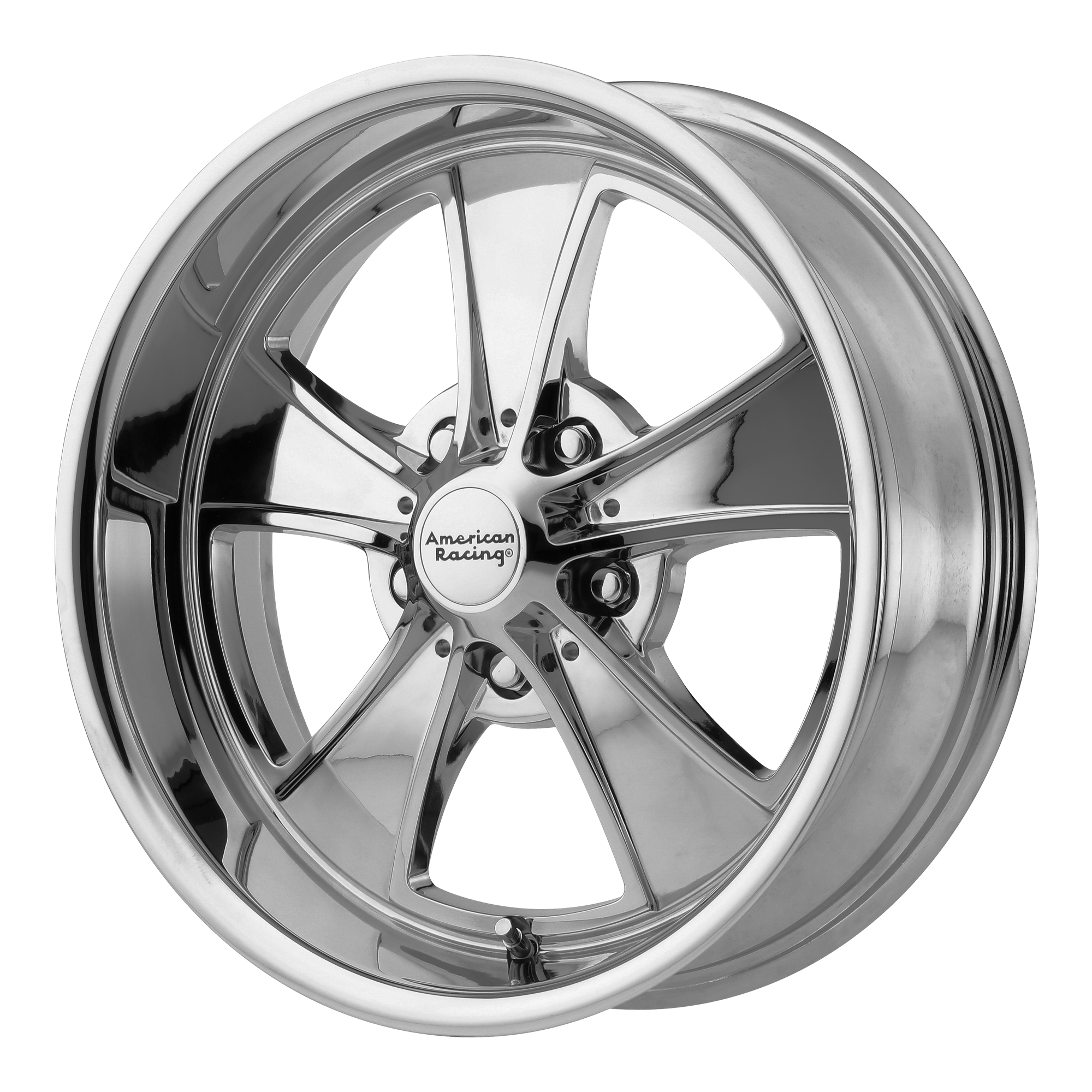 American Racing Wheels VN807 MACH 5 Chrome