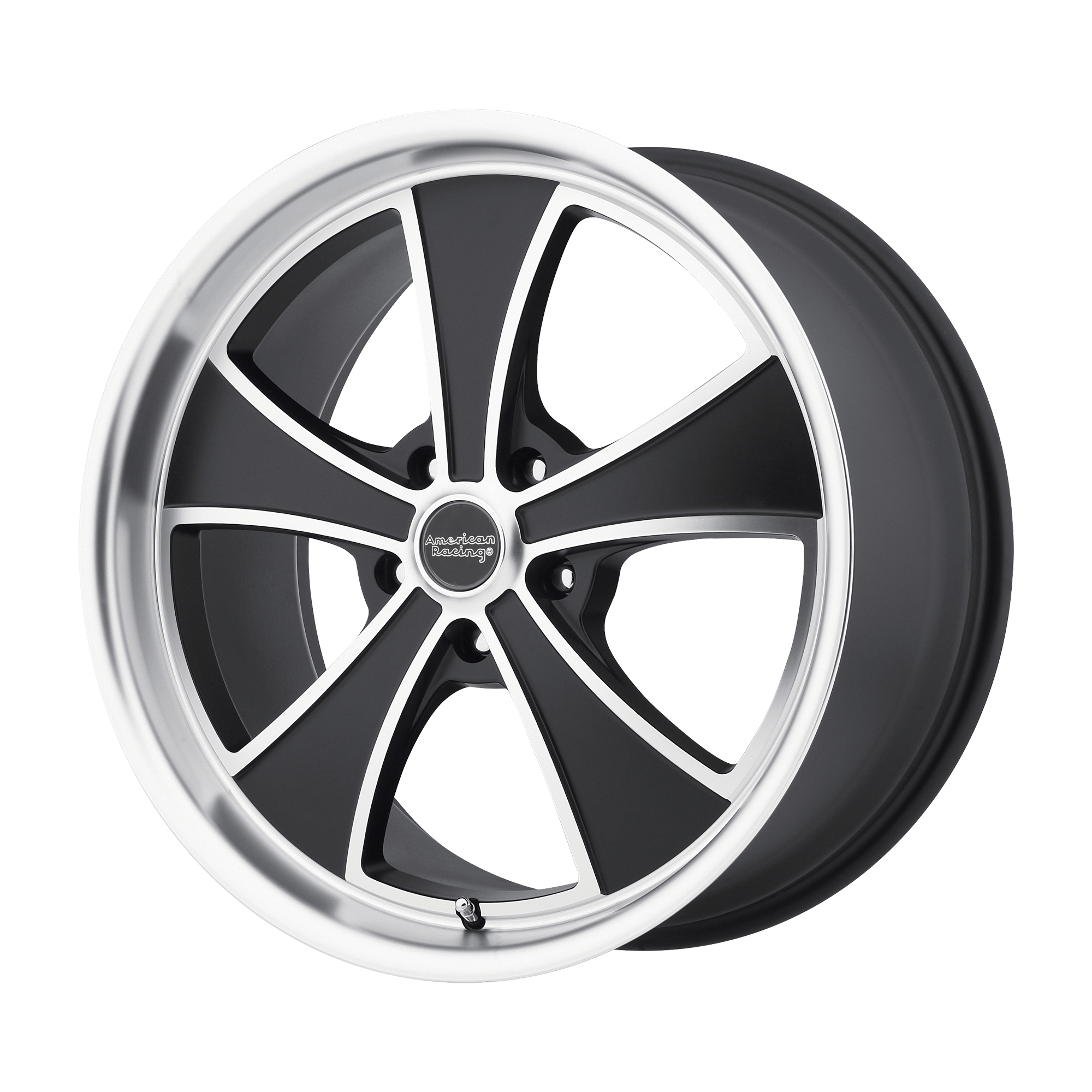 American Racing Wheels VN807 MACH 5 Black