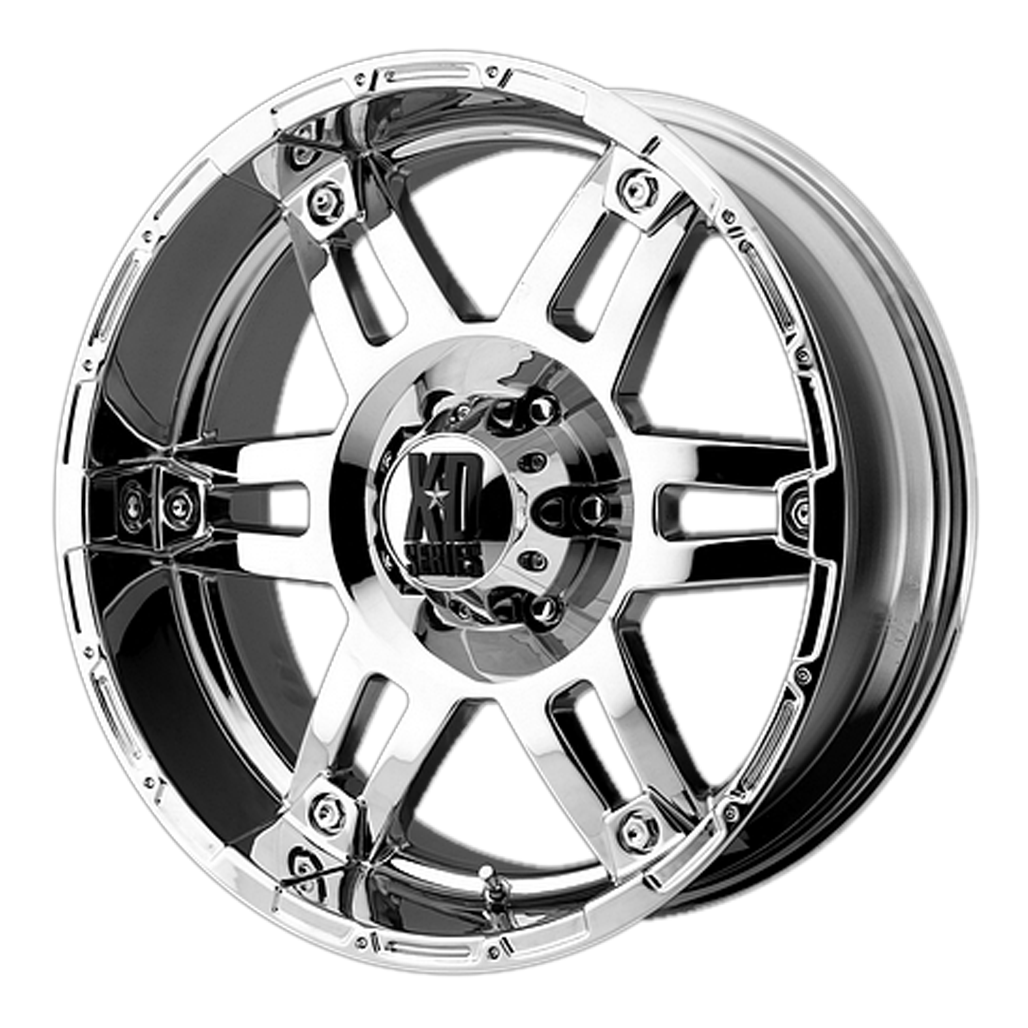 XD Series by KMC Wheels SPY Chrome