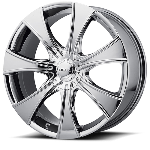 - Wheel Specials - Helo Wheels HE874 White Pvd