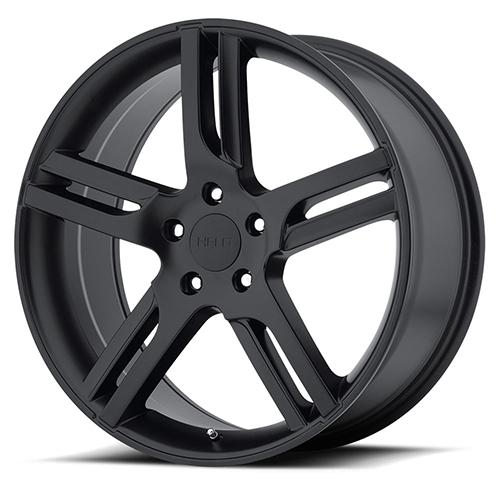 Helo Wheels HE885 Satin Black