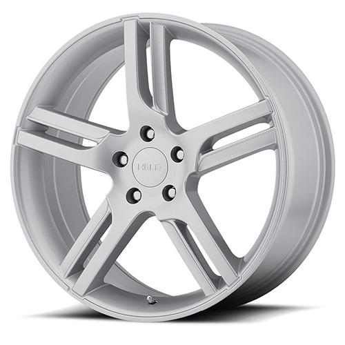 Helo Wheels HE885 Silver