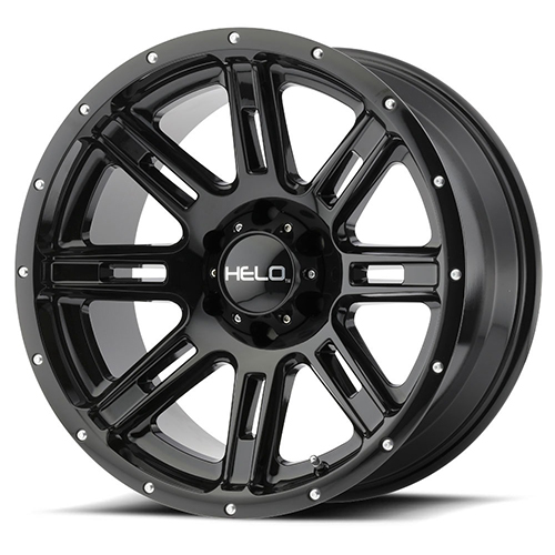 Helo Wheels He900 Gloss Black