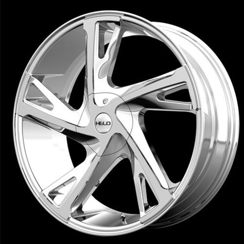 Helo Wheels He902 Pvd