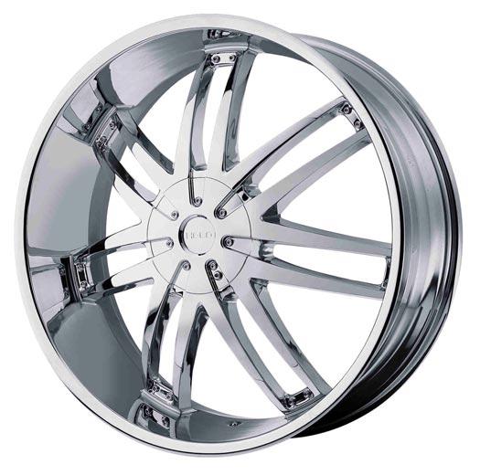 - Wheel Specials - Helo Wheels HE868 Chrome