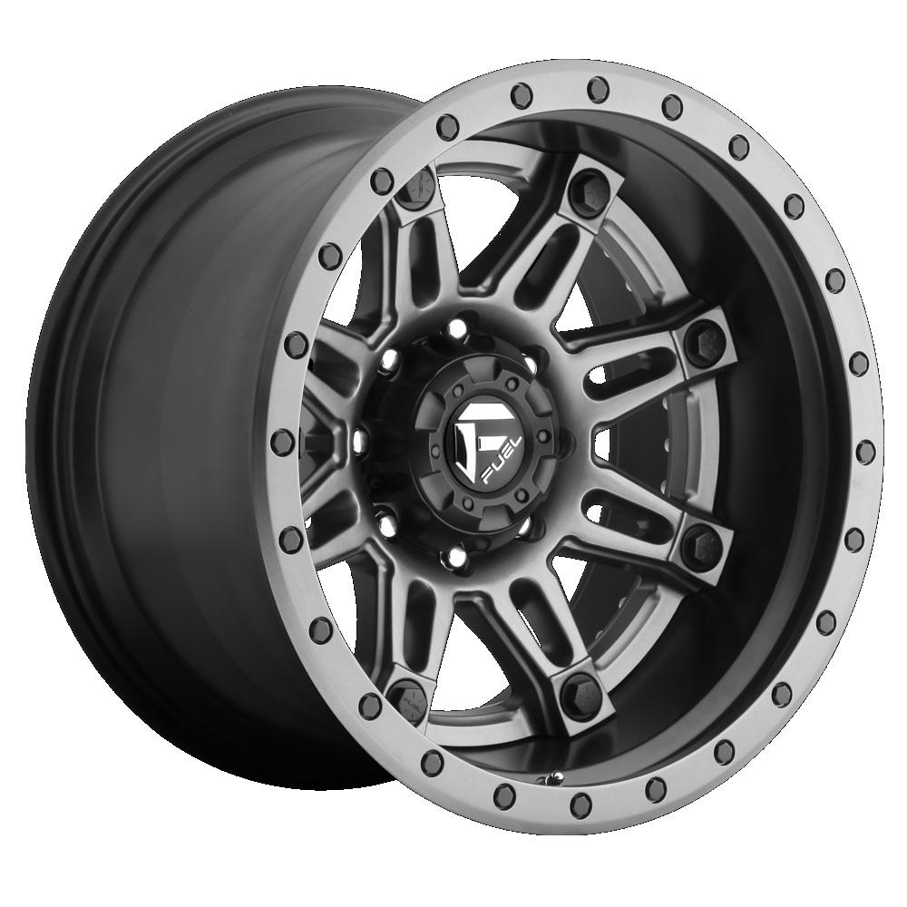 Fuel Offroad Wheels Hostage Gunmetal