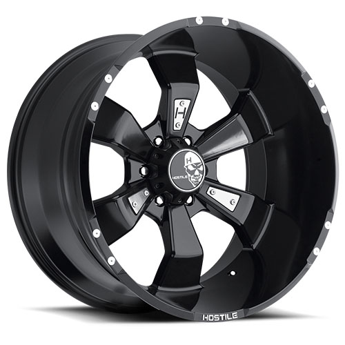 Hostile Offroad Wheels Hammered Asphalt