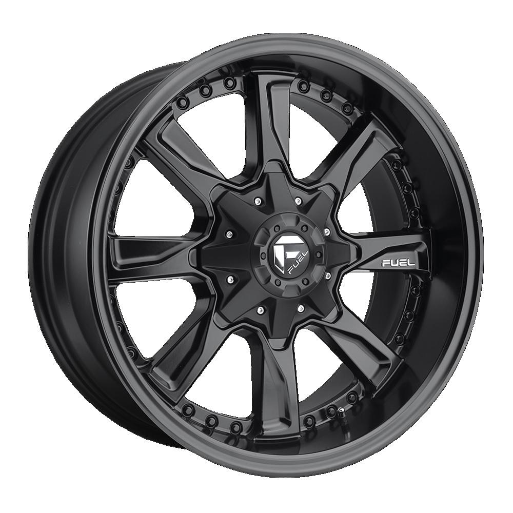 Fuel Offroad Wheels Hydro Matte Black
