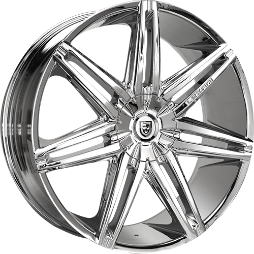 Lexani Wheels JOHNSON II Chrome