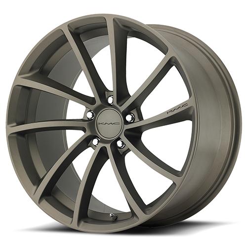 KMC Wheels KM691 Spin Matte Bronze