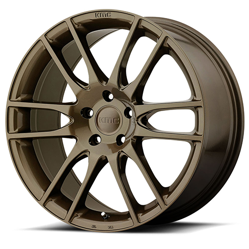 KMC Wheels KM696 Pivot Bronze