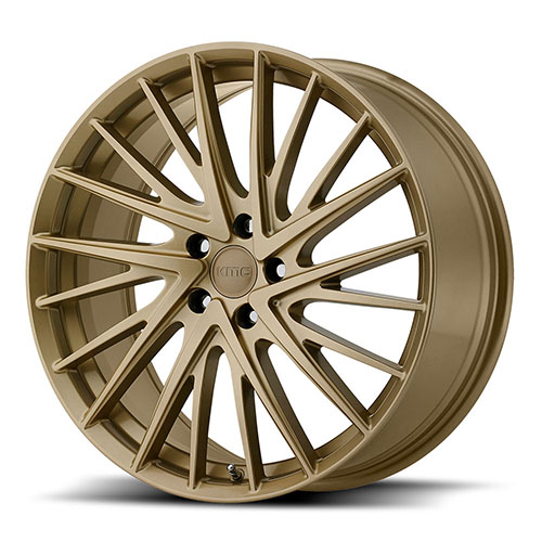 KMC Wheels KM697 Newton Gold