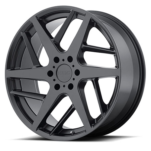 KMC Wheels KM699 Satin Black