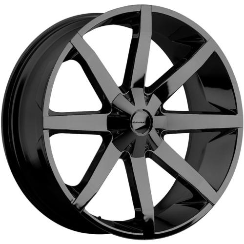 - Wheel Specials - KMC Wheels Km651 Gloss Black