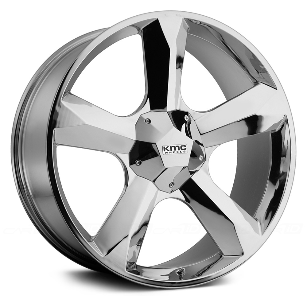 - Wheel Specials - KMC Wheels KM674 Clone Chrome