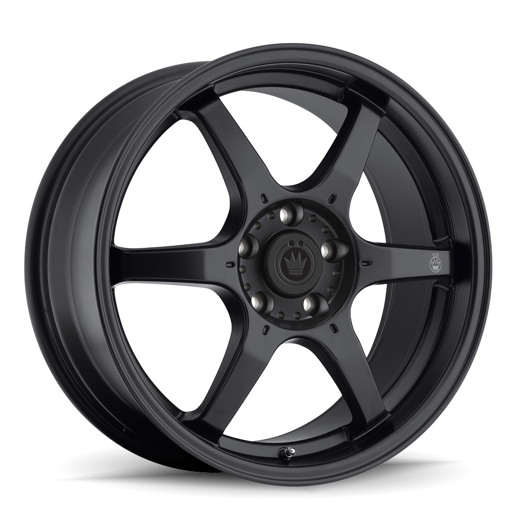 Konig Wheels Backbone Matte Black