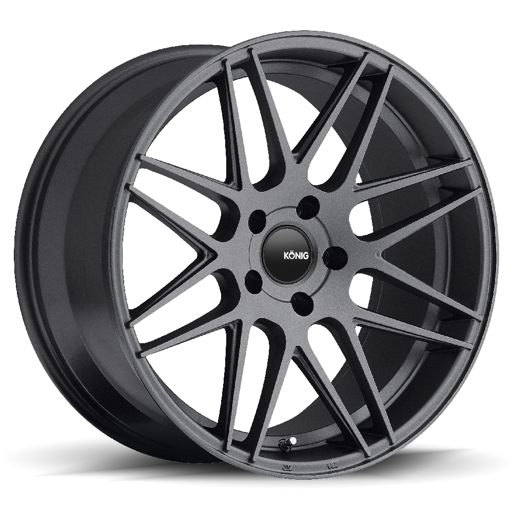 Konig Wheels Integram Matte Graphite