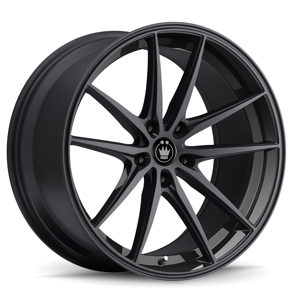 Konig Wheels Oversteer Gloss Black