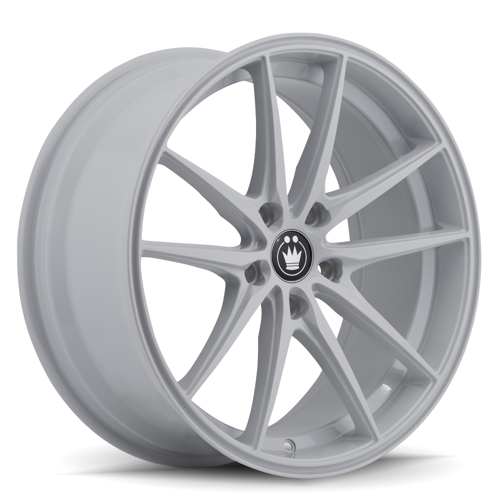 Konig Wheels Oversteer White