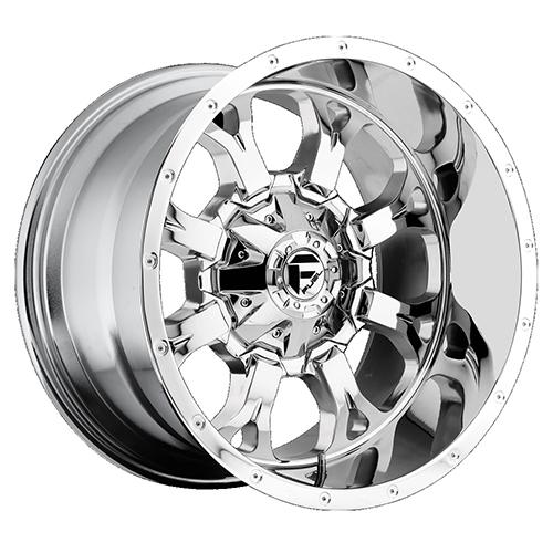 Fuel Offroad Wheels Krank Chrome