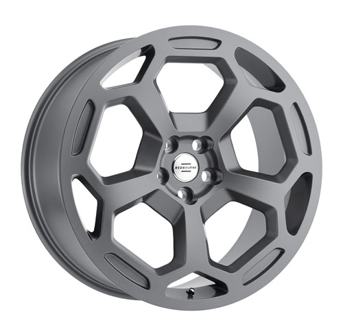 Redbourne Wheels Bashford Gunmetal