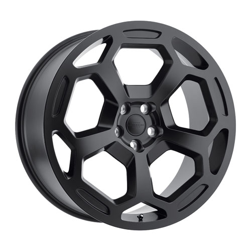 Redbourne Wheels Bashford Black