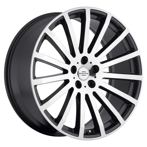 Redbourne Wheels Dominus Gunmetal