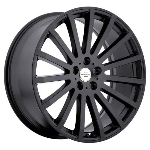 Redbourne Wheels Dominus Black