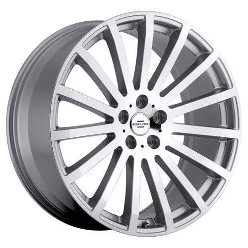Redbourne Wheels Dominus Silver