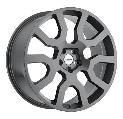 Redbourne Wheels Hercules Gunmetal