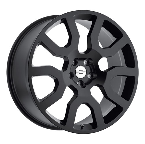 Redbourne Wheels Hercules Black