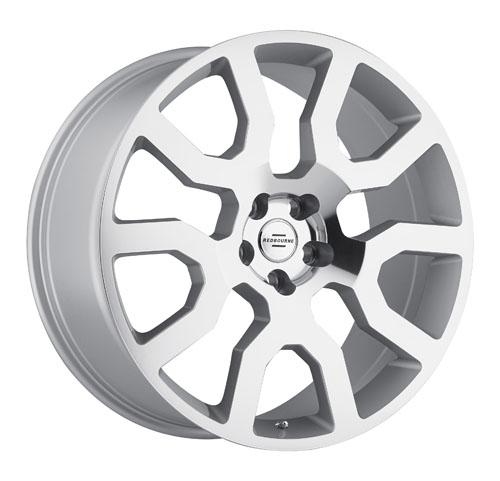 Redbourne Wheels Hercules Silver