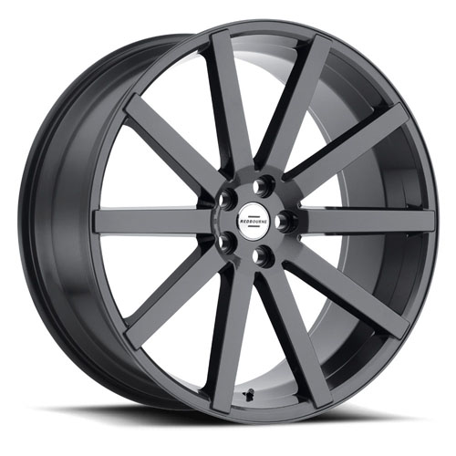 Redbourne Wheels Kensington Gunmetal