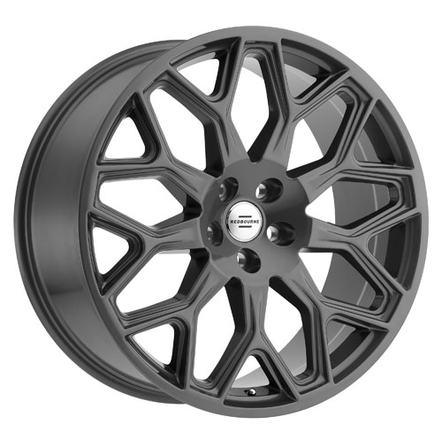 Redbourne Wheels King Gunmetal