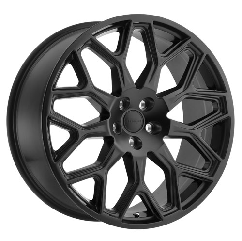 Redbourne Wheels King Black