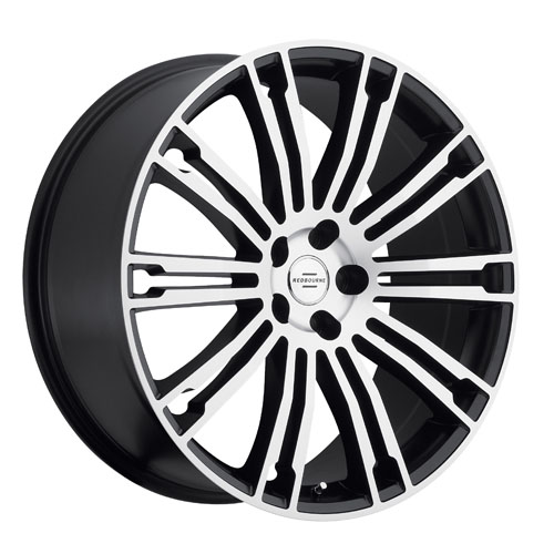 Redbourne Wheels Manor Black