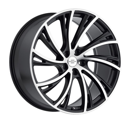 Redbourne Wheels Noble Black