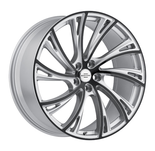 Redbourne Wheels Noble Gunmetal