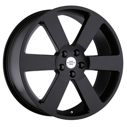 Redbourne Wheels Saxon Black