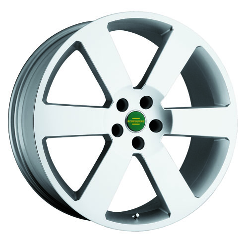 Redbourne Wheels Saxon Silver