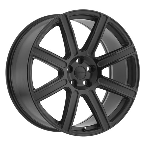 Redbourne Wheels Wilks Black